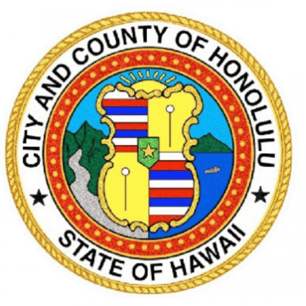 City and County HNL Logo